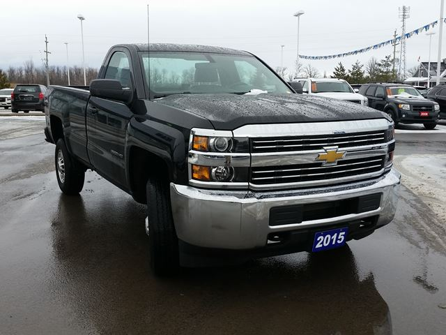 used 2015 chevrolet silverado 2500hd wt carleton place. Black Bedroom Furniture Sets. Home Design Ideas