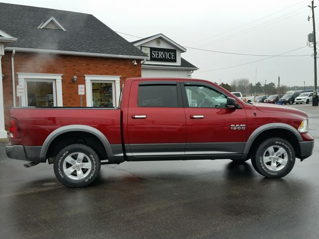 2013 dodge ram 1500 outdoorsman 4x4 crew cab v6 bluetooth back up. Cars Review. Best American Auto & Cars Review