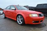 2004 Audi RS6  | ALL WHEEL DRIVE | NAVIGATION in Brampton, Ontario