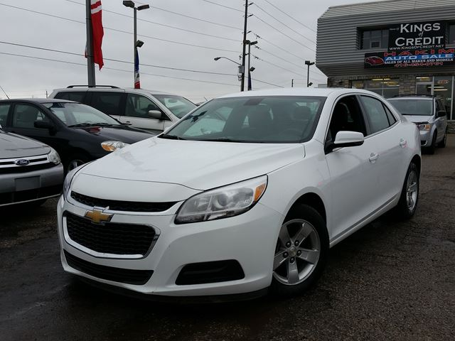 2016 chevrolet malibu lt pickering ontario car for sale. Black Bedroom Furniture Sets. Home Design Ideas