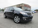 2016 Chevrolet Traverse 1LT AWD, ROOF, HTD. SEATS, 16K! in Stittsville, Ontario
