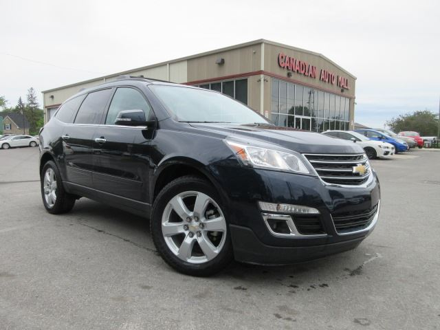 2016 chevrolet traverse 1lt awd roof htd seats 16k stittsville ontario car for sale. Black Bedroom Furniture Sets. Home Design Ideas