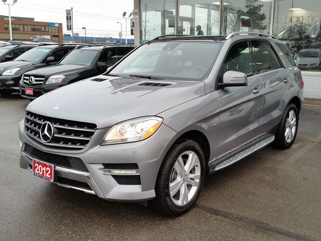 2012 mercedes benz m class ml350 bluetec charcoal br for 2012 mercedes benz m class ml350