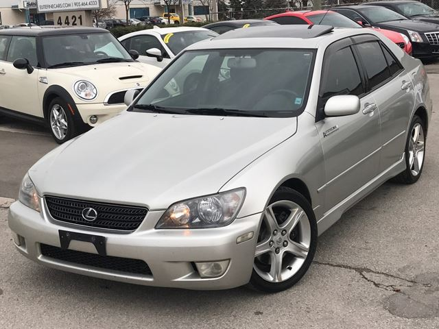 2004 LEXUS IS 300           in Burlington, Ontario