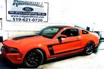 2012 Ford Mustang Boss 302  V8  444 HP in Cambridge, Ontario