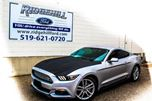 2016 Ford Mustang ECOBOOST PREMIUM  NAV  LEATHER  SYNC in Cambridge, Ontario