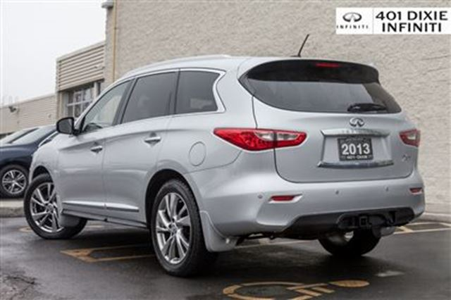 Infiniti Jx Deluxe Touring Package