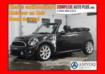 2012 MINI Cooper Convertible Highgate Edition *Cuir maron in Saint-Jerome, Quebec
