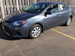 2014 Toyota Corolla LE in Burlington, Ontario
