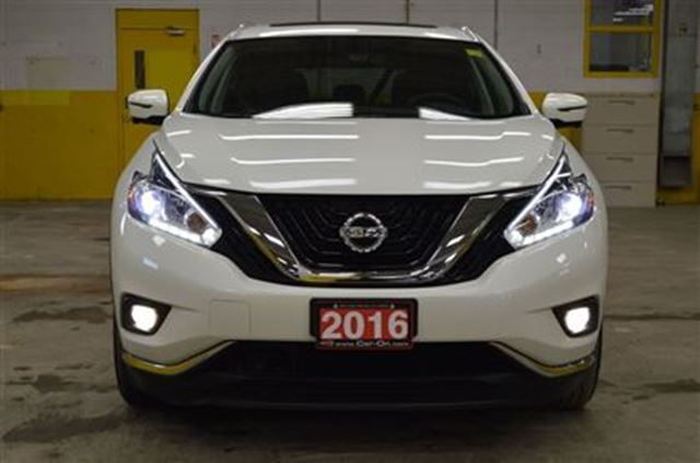 2016 nissan murano platinum navi pano roof ottawa ontario used car for sale 2684687. Black Bedroom Furniture Sets. Home Design Ideas