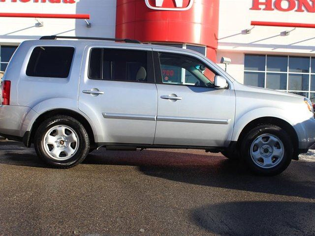 2011 Honda Pilot Ex L 4wd 5at Calgary Alberta Used Car