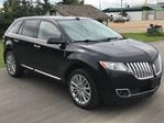 2011 Lincoln MKX Limited in Barrhead, Alberta