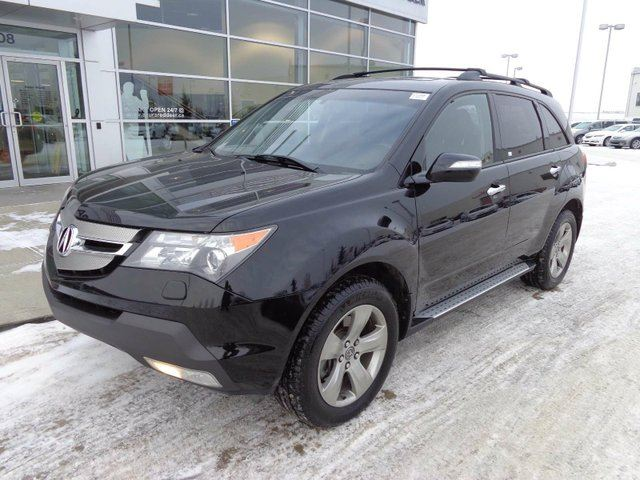 2009 acura mdx elite package red deer alberta used car for sale 2684782. Black Bedroom Furniture Sets. Home Design Ideas