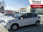 2012 Nissan Versa 1.8 S /CHECKS OFF ALL THE BOXES in Winnipeg, Manitoba