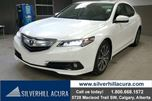2015 Acura TLX V6 Elite 4dr FWD *Local 1 Owner, Clean Carproof* in Calgary, Alberta
