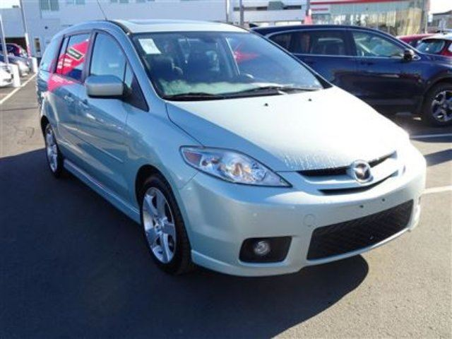 2006 mazda mazda5 gt 6 month powertrain warranty included richmond british columbia used. Black Bedroom Furniture Sets. Home Design Ideas