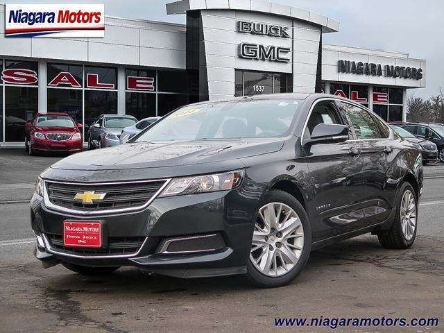 used 2014 chevrolet impala ls one owner. Black Bedroom Furniture Sets. Home Design Ideas