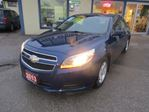 2013 Chevrolet Malibu WELL EQUIPPED LS EDITION 5 PASSENGER 2.5L - DOH in Bradford, Ontario
