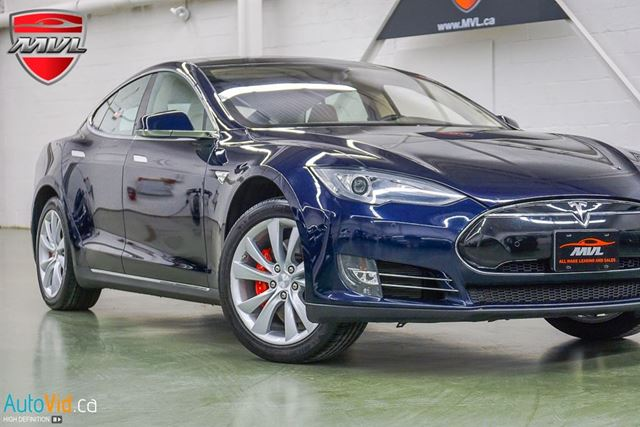 2014 Tesla Model S 85kWh Performance in Oakville, Ontario