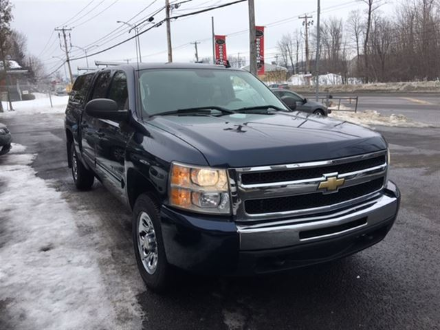 2009 chevrolet silverado 1500 ls garantie inspectn st eustache quebec used car for. Black Bedroom Furniture Sets. Home Design Ideas