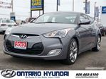 2012 Hyundai Veloster Tech PANO SUNROOF/PUSH BUTTON START/NAVI/BACKUP in Whitby, Ontario