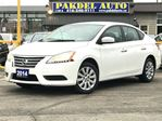 2014 Nissan Sentra 1.8 S*OFF LEASE*LOCAL TORONTO VEHICLE*CERTIFIED in Toronto, Ontario