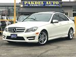 2013 Mercedes-Benz C-Class 300 4MATIC*NAVI*BLIND SPOT*LANE ASSIST*BLUETOOTH in Toronto, Ontario