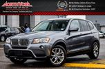 2011 BMW X3 28i XDrive CleanCarProof PanoramicSunroof 18Alloys  in Thornhill, Ontario