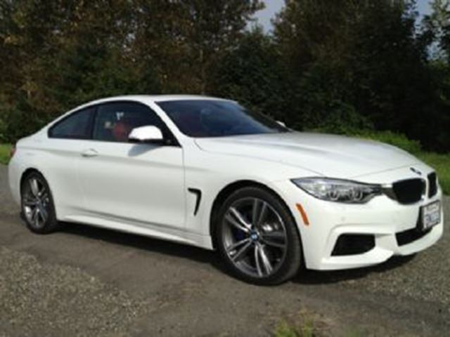2014 bmw 428i xdrive awd luxury line w winter tires on bmw rims mississauga ontario used car. Black Bedroom Furniture Sets. Home Design Ideas