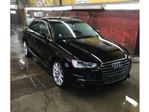 2015 Audi A3 Quattro Komfort, Style Package, Lease Protection + + + in Mississauga, Ontario