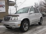 2005 Suzuki Grand Vitara 2005 Suzuki Grand Vitara 163km , 12M.WRTY+SAFETY $2990 in Ottawa, Ontario