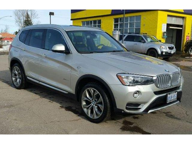 2015 bmw x3 awd 4dr xdrive28d mississauga ontario car. Black Bedroom Furniture Sets. Home Design Ideas