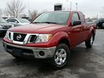 2012 Nissan Frontier SV-KING CAB-4X4-6CYL in Belleville, Ontario
