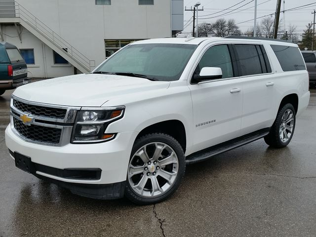 2016 chevrolet suburban lt 4x4 caledonia ontario used car for sale 2684978. Black Bedroom Furniture Sets. Home Design Ideas
