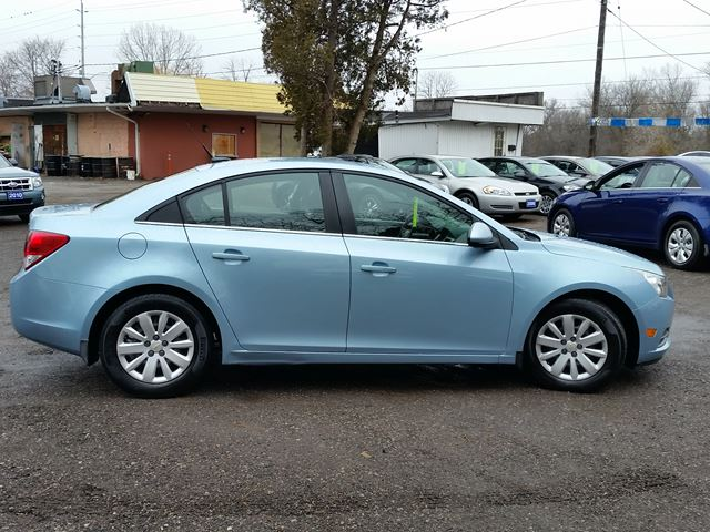2011 chevrolet cruze lt turbo w 1sa whitby ontario used. Black Bedroom Furniture Sets. Home Design Ideas