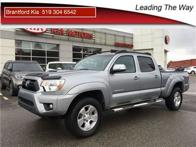2014 toyota tacoma trd 4x4 brantford ontario used car for sale 2685490. Black Bedroom Furniture Sets. Home Design Ideas