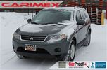 2009 Mitsubishi Outlander LS   4x4   CERTIFIED + E-Tested in Kitchener, Ontario