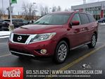 2014 Nissan Pathfinder SV  7 Passenger,  Heated Seats, Rear Camera, in Ottawa, Ontario