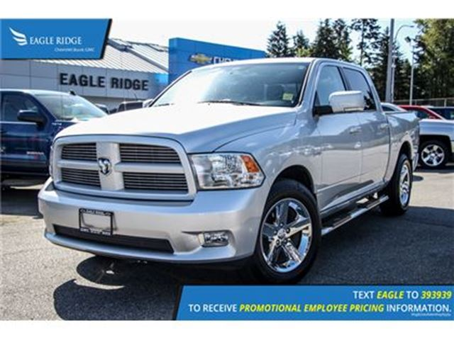 used 2012 ram 1500 v 8 cy sport 4x4 crew cab 140 in wb. Black Bedroom Furniture Sets. Home Design Ideas