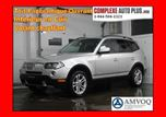 2010 BMW X3 xDrive3.0i *Toit pano. Cuir, Mags, AWD in Saint-Jerome, Quebec