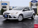 2014 Ford Focus SE  AUTO  BTOOTH  CRUISE  $22K MSRP in Waterloo, Ontario