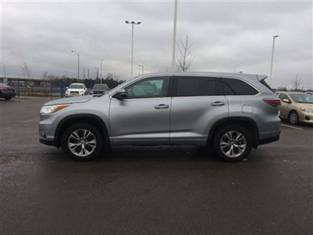 2015 toyota highlander le awd convinience package mississauga ontario used car for sale. Black Bedroom Furniture Sets. Home Design Ideas