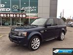 2012 Land Rover Range Rover Sport Supercharged / NAVI / FULLY LOADED / ONE OWNER!!! in Toronto, Ontario