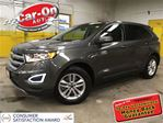 2016 Ford Edge SEL AWD LEATHER REMOTE STARTER in Ottawa, Ontario