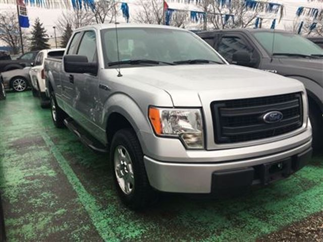 2014 ford f 150 stx 4x2 ext cab v6 mississauga ontario used car for sale 2685584. Black Bedroom Furniture Sets. Home Design Ideas
