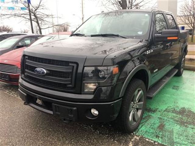 2013 ford f 150 fx4 mississauga ontario used car for sale 2685593. Black Bedroom Furniture Sets. Home Design Ideas