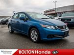 2015 Honda Civic LX Heated Seats Back-Up Cam Former Rental in Bolton, Ontario