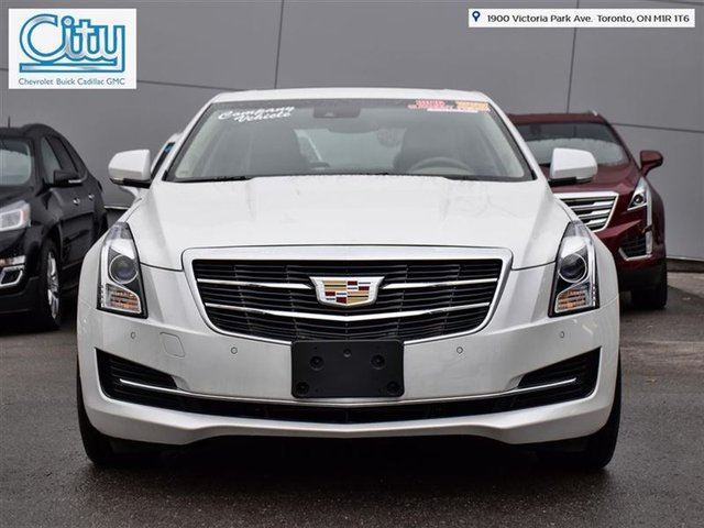 2016 cadillac ats 2 0l turbo luxury collection toronto ontario used car for sale 2686166. Black Bedroom Furniture Sets. Home Design Ideas
