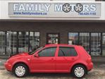 2007 Volkswagen City Golf 2.0 159K NICE! in Edmonton, Alberta