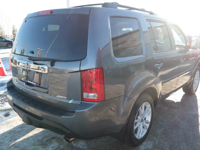2013 honda pilot exl leather sunroof 4x4 8seats edmonton alberta car for sale 2685533. Black Bedroom Furniture Sets. Home Design Ideas